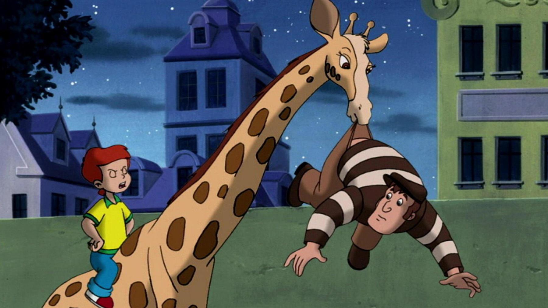 Diebstahl im Zoo   Folge 52