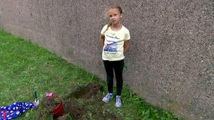 Kleines Mädchen will ins Gefängnis