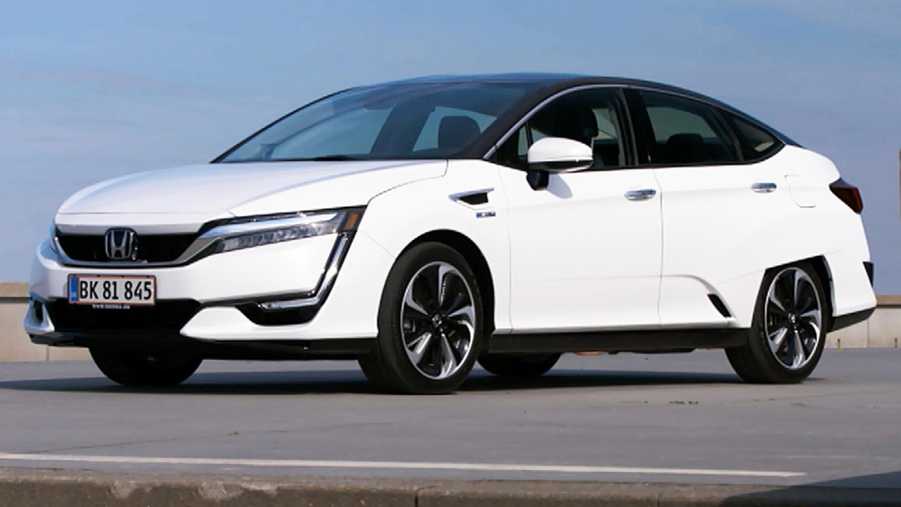 Thema u.a.: Honda Fuell Cell