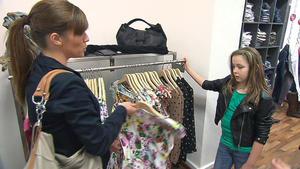 10-Jährige bestimmt, wie Eltern sich anziehen