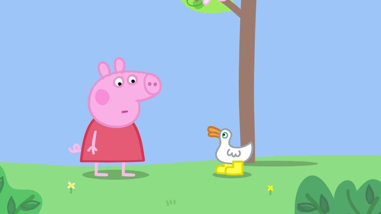 Peppa Pig: Die goldenen Stiefel im Online Stream   TVNOW