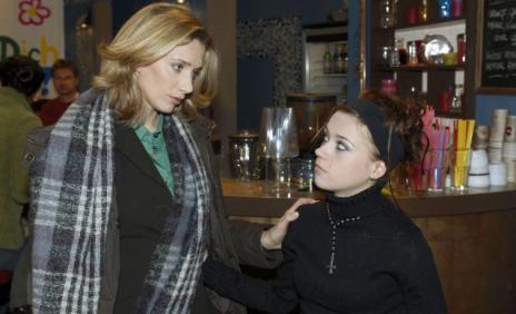 Kann Iris sich doch noch mit Lucy versöhnen?