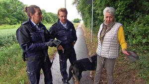 Notruf in Hundehaufen enthüllt Familiendrama / Eltern bangen um ihre 10-Jährige