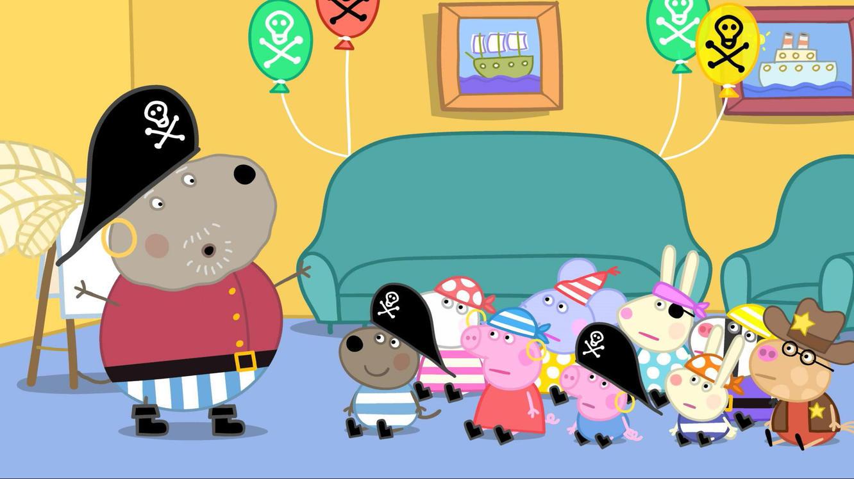 Folge 16 vom 18.07.2021   Peppa Pig   Staffel 3   TVNOW