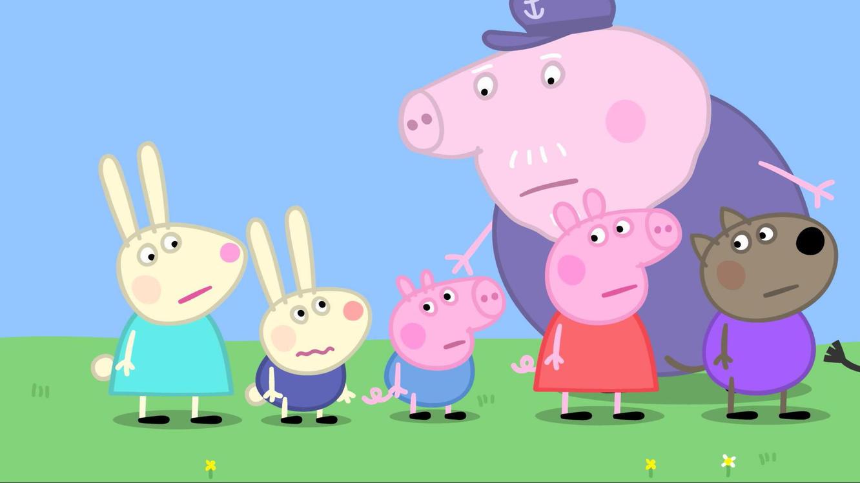 Folge 22 vom 24.07.2021   Peppa Pig   Staffel 3   TVNOW