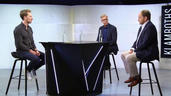 Zu Gast: Alexander Graf Lambsdorff und Dietmar Bartsch | Folge 15