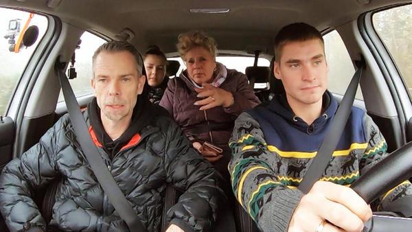 Der Führerschein-Intensivkurs beginnt