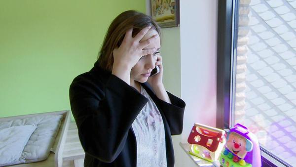 Mutter findet leeres Kinderzimmer vor