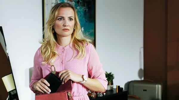 Isabelle will sich unbedingt den Designer-Deal sichern