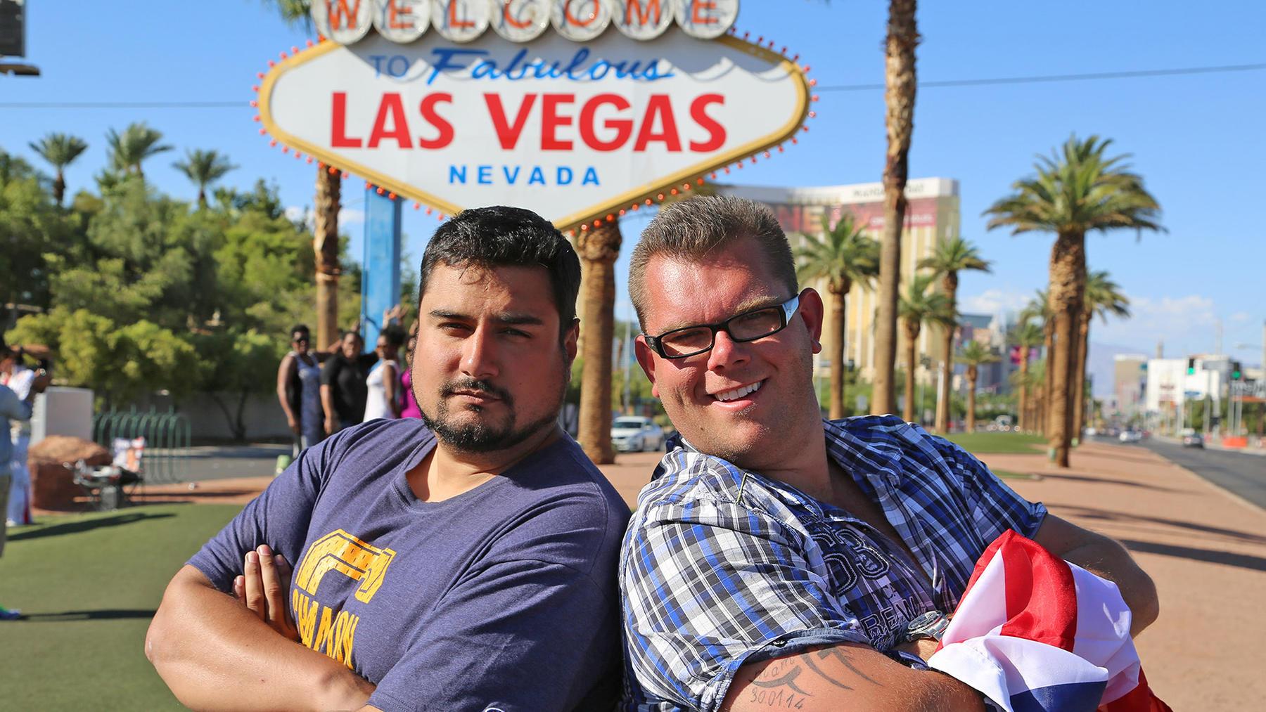Viva Las Vegas!   Folge 9