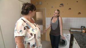 Zwillingsschwangerschaft enttarnt Doppelleben einer 24-Jährigen