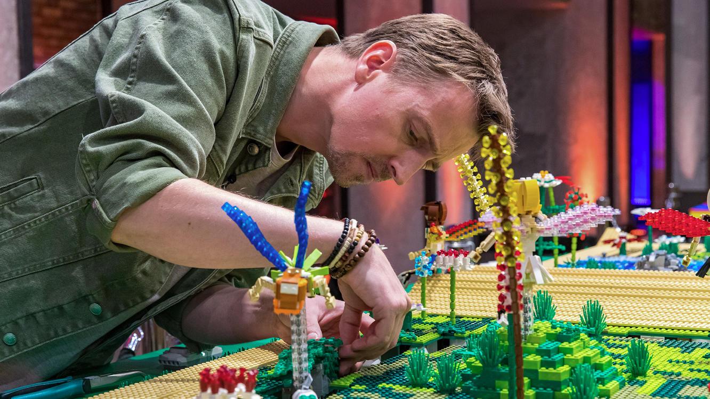 Folge 4 vom 25.09.2020   LEGO Masters   Staffel 2   TVNOW
