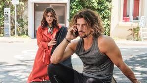 Robert, Jakob und Britta versuchen gemeinsam, Luke zu überführen