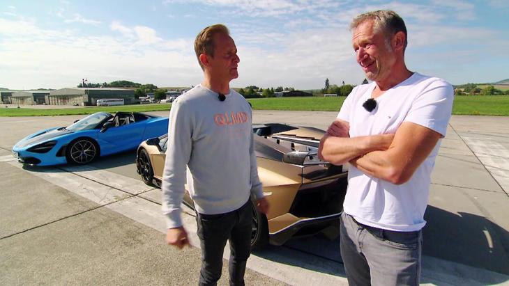 Welches Hypersport-Cabrio ist das beste? | Folge 527