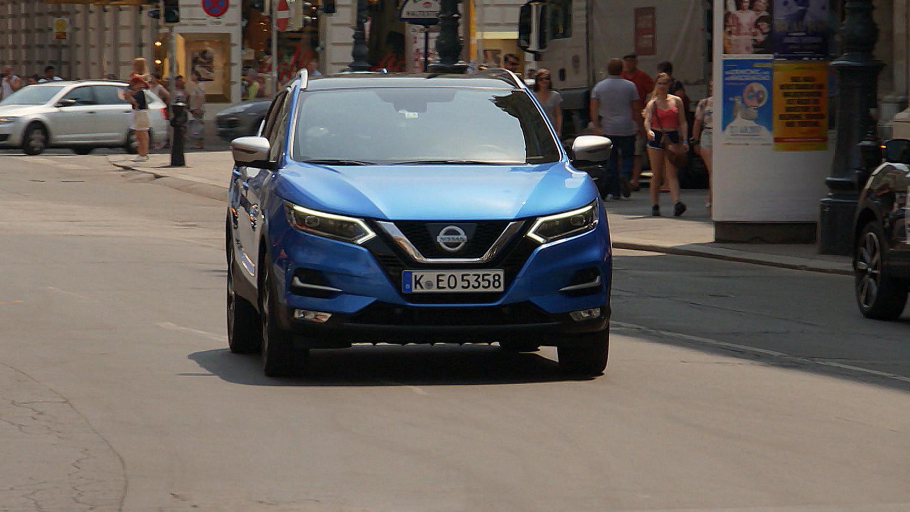 Thema u.a.: Nissan Qasqai
