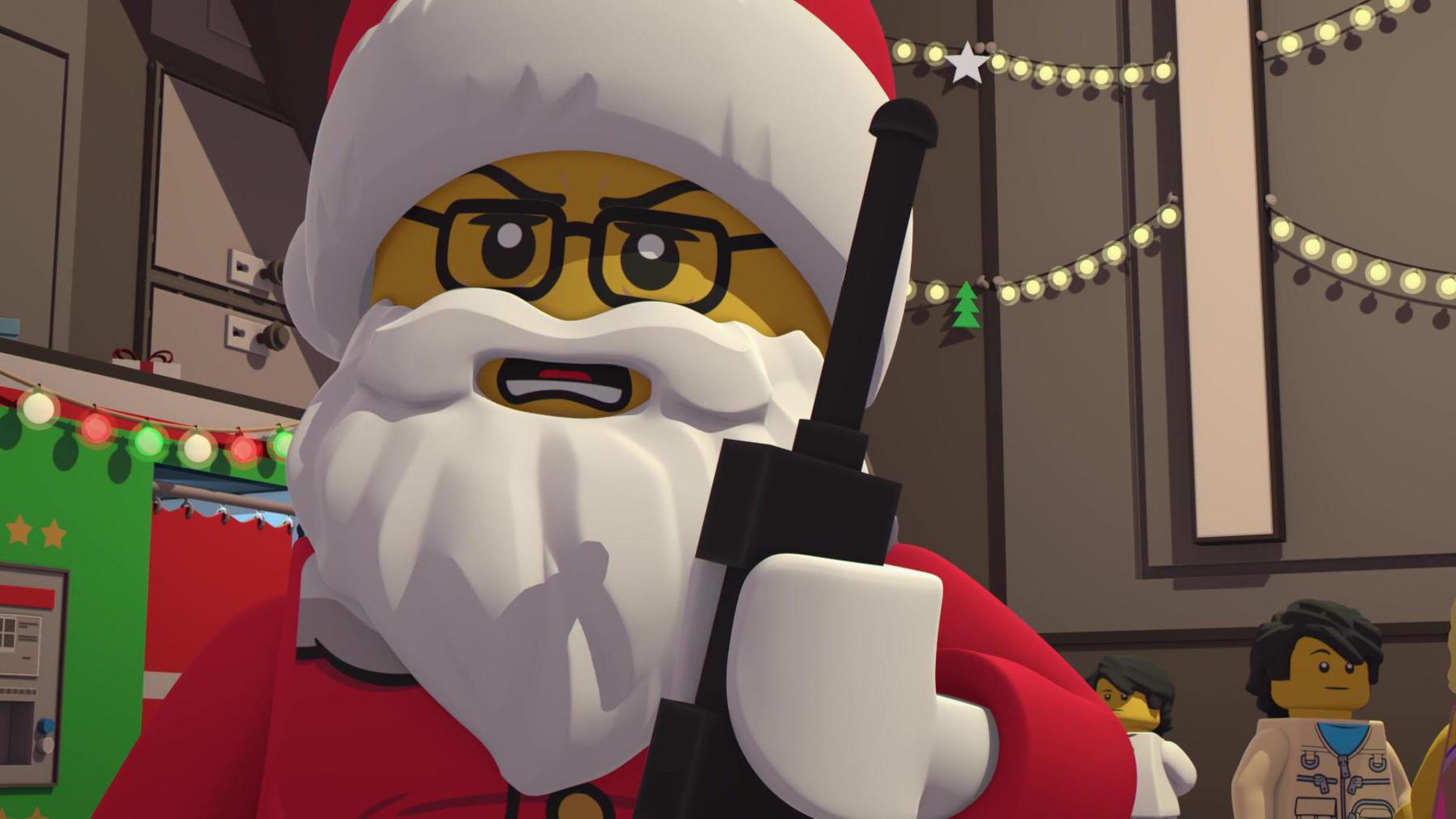 Weihnachtsparty mit Hindernissen | Folge 37