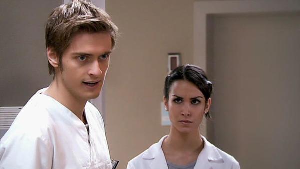 Philip ist eifersüchtig auf einen Patienten
