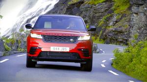 Thema u.a.: Fahrbericht Range Rover Velar