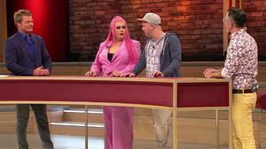 Kandidatenpaar Vanity Trash & Lukas / Experte Mauro