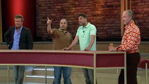Kandidatenpaar Michael & Dirk / Experte Markus
