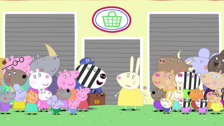 Folge 1 vom 19.09.2021   Peppa Pig   Staffel 6   TVNOW