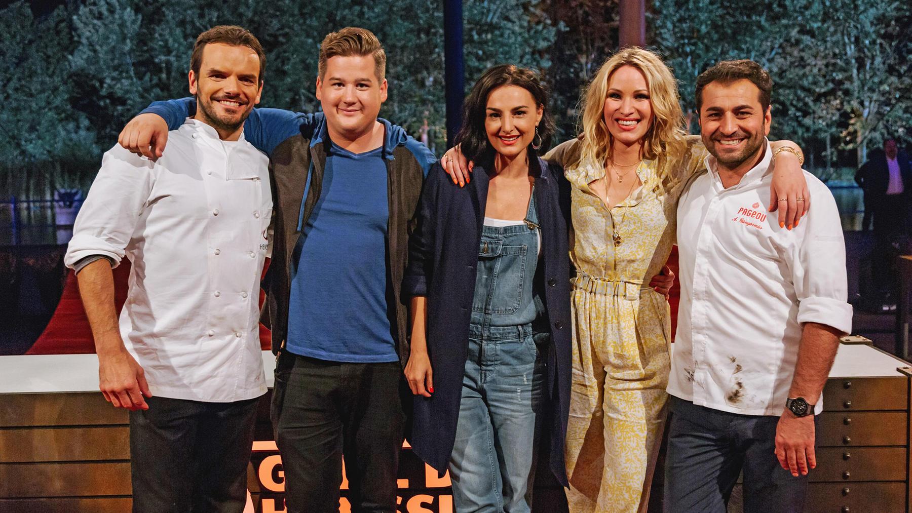Sommer-Special 1: Mimi Fiedler, Chris Tall, Evelyn Weigert