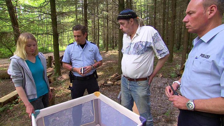 Kinderbett im Wald / Fress-Attacke enthüllt grausames Kinder-Schicksal   Folge 6