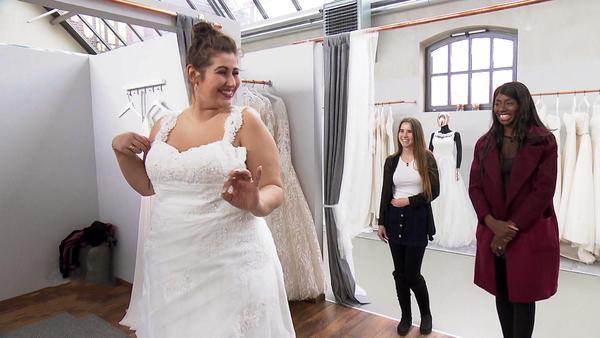 Plus Size Braut