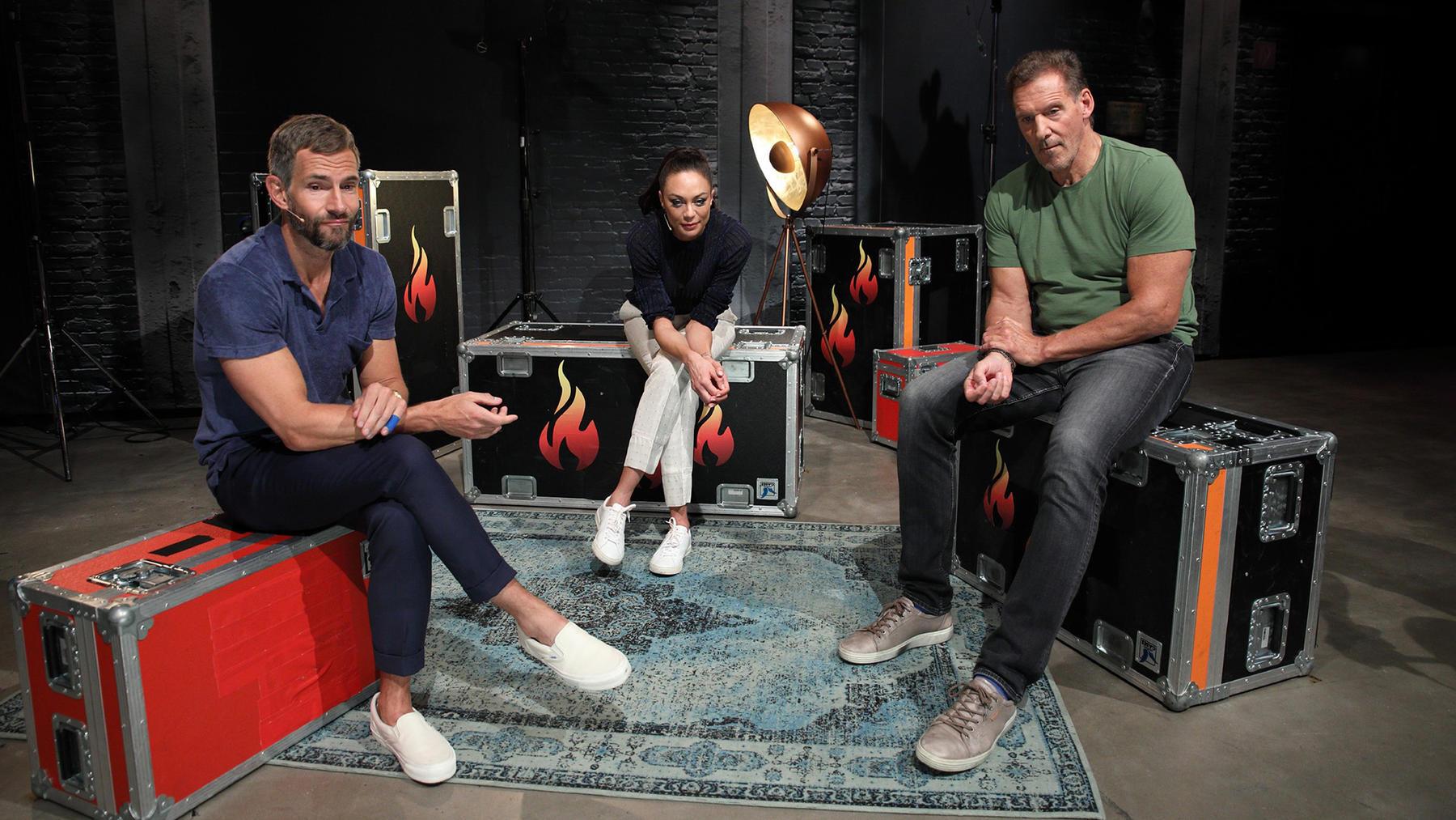 Gäste: Micky Beisenherz, Ralf Möller, Lilly Becker