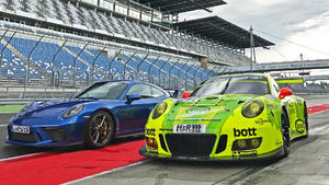 Die Rennversionen des Porsche 911