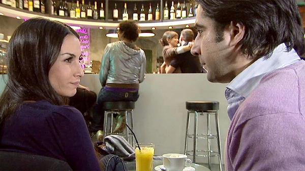 Ayla und Kaan kommen sich näher