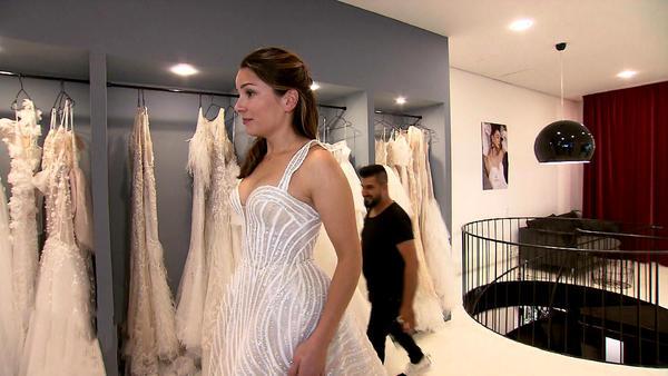 Brautkleid für ein neues Leben