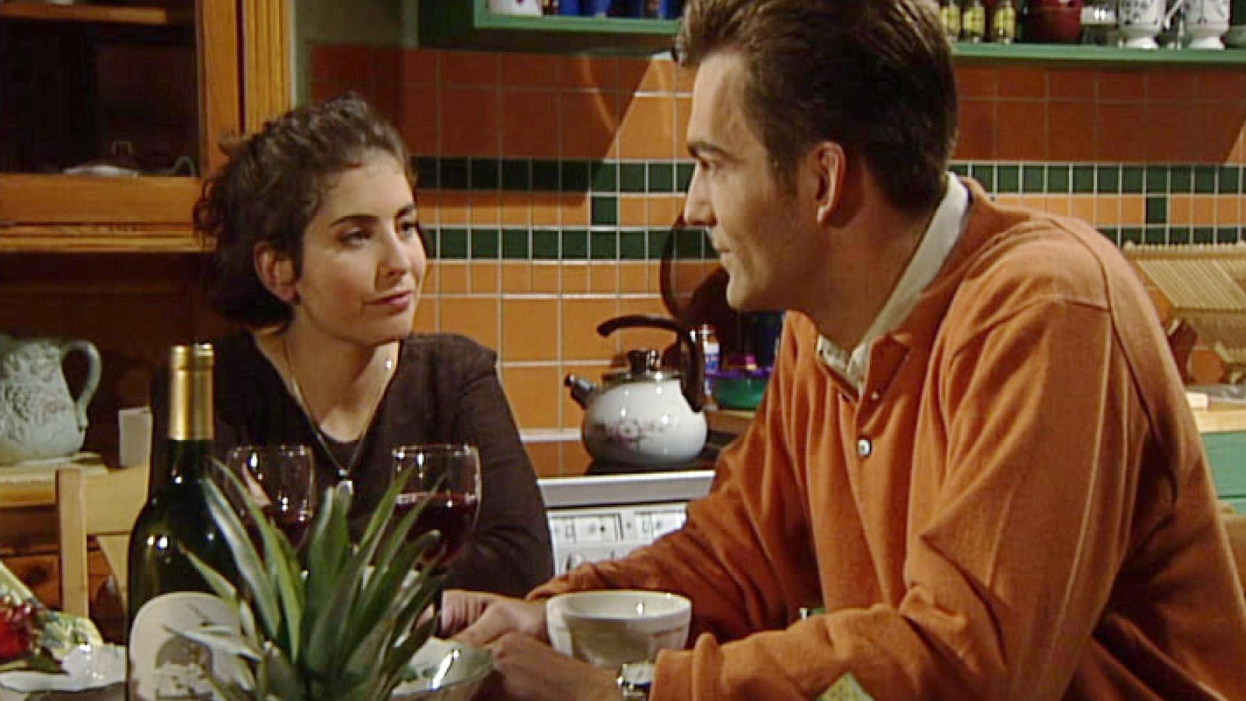 Rainer und Elke verbringen zusammen eine Liebesnacht