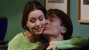 Nataly und Jörg schmieden Pläne für ihre Hochzeit