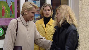 Elisabeth erfährt von Katjas Problemen in der Schule
