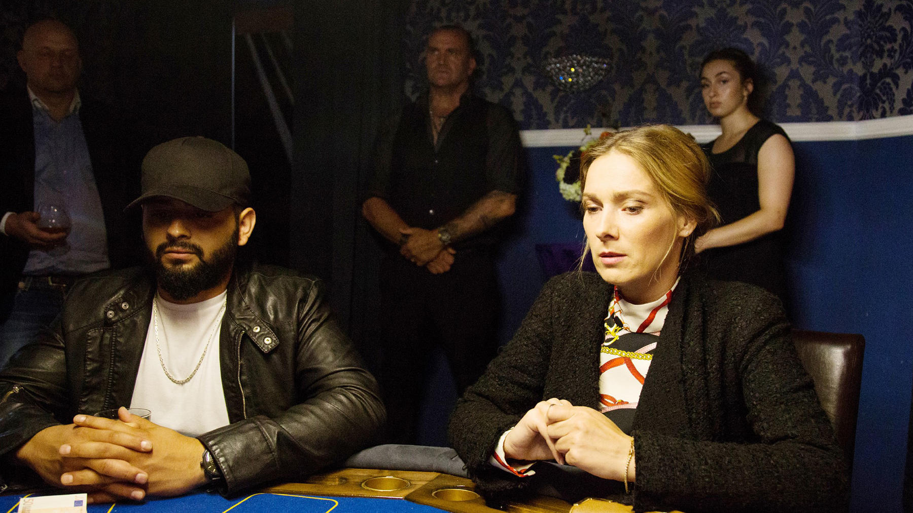 Flucht ins Casino