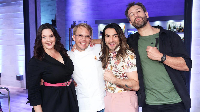 Folge 3 vom 29.10.2017   Grill den Profi   Staffel 1   TVNOW