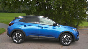 Thema u.a.: Fahrbericht Opel Grandland X