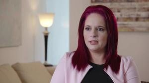 Witwe kämpft um Ruf ihres verstorbenen Mannes / Frau terrorisiert nach Trennung ihre Nachbarn