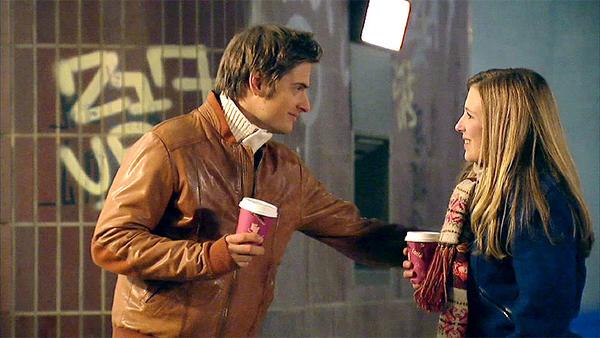 Bahnt sich zwischen Lilly und Philip etwas an?
