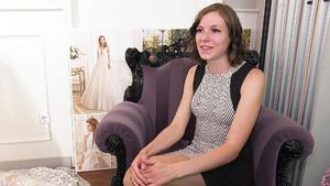 Brautkleidsuche mit Vorgeschichte
