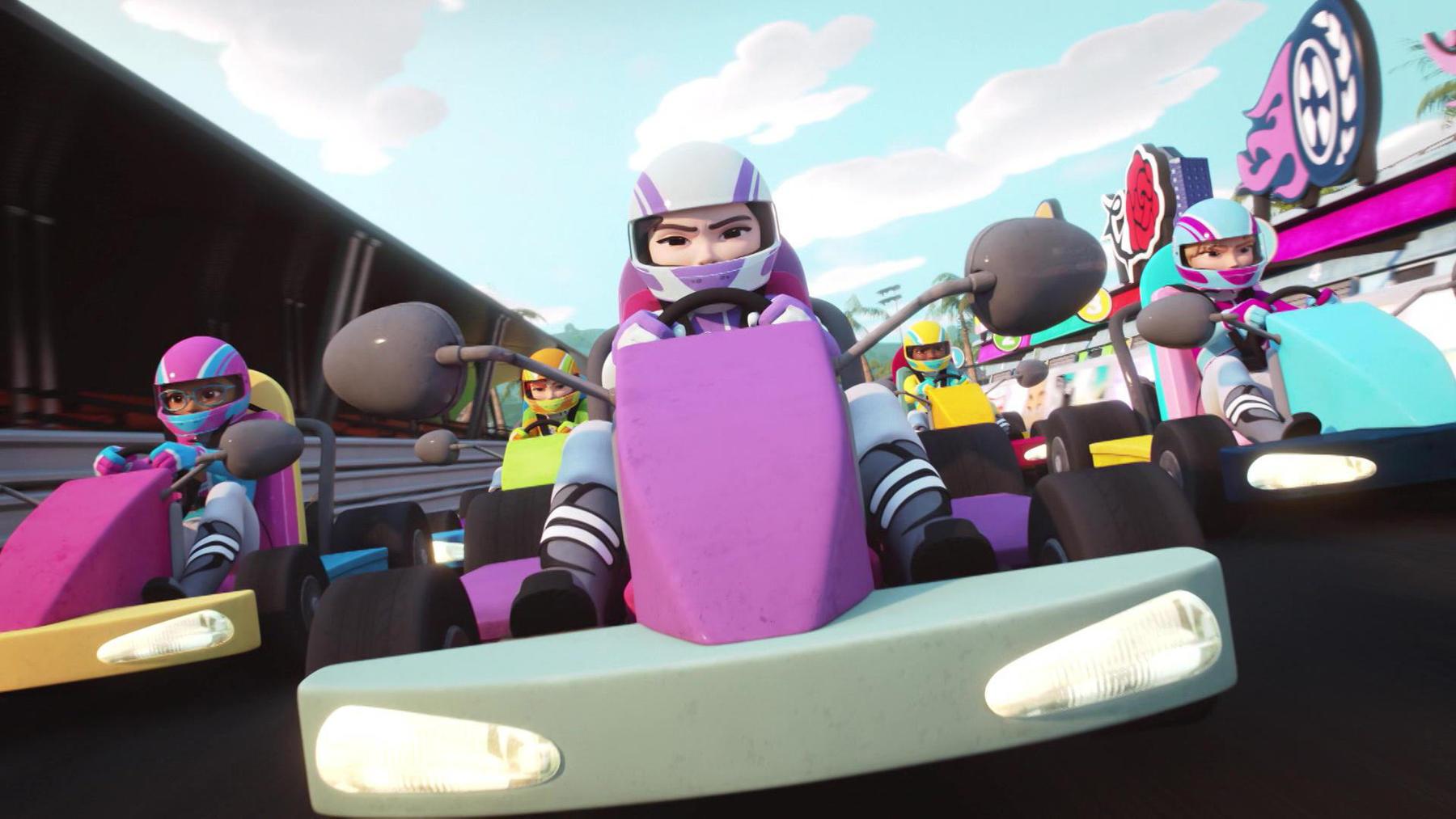 Das Rennen | Folge 9