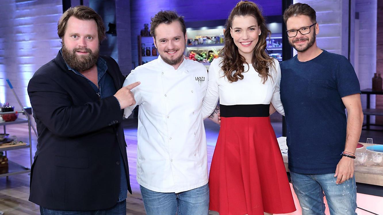 Folge 6 vom 19.11.2017 | Grill den Profi | Staffel 1 | TVNOW