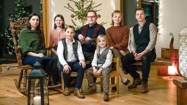Irische Weihnachten mit Angelo Kelly