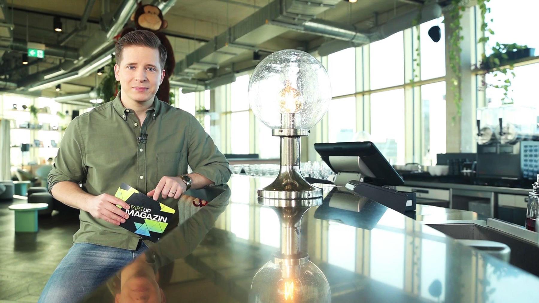 Thema u.a.: Rittec - Ein Startup revolutioniert das Plastikrecycling