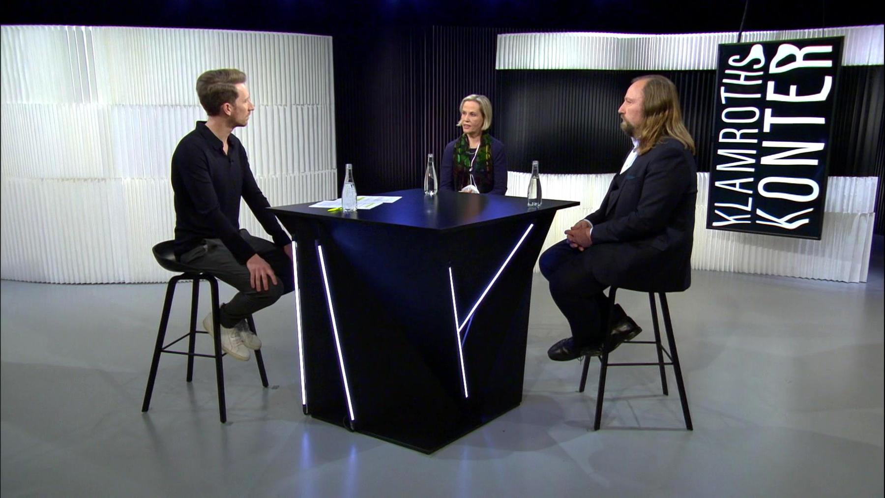 Zu Gast: Anton Hofreiter und Sibylle Katzenstein