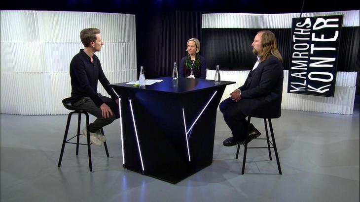 Zu Gast: Anton Hofreiter und Sibylle Katzenstein   Folge 22