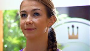 Katjas Gedanken kreisen um Ben, nicht ums Eislaufen