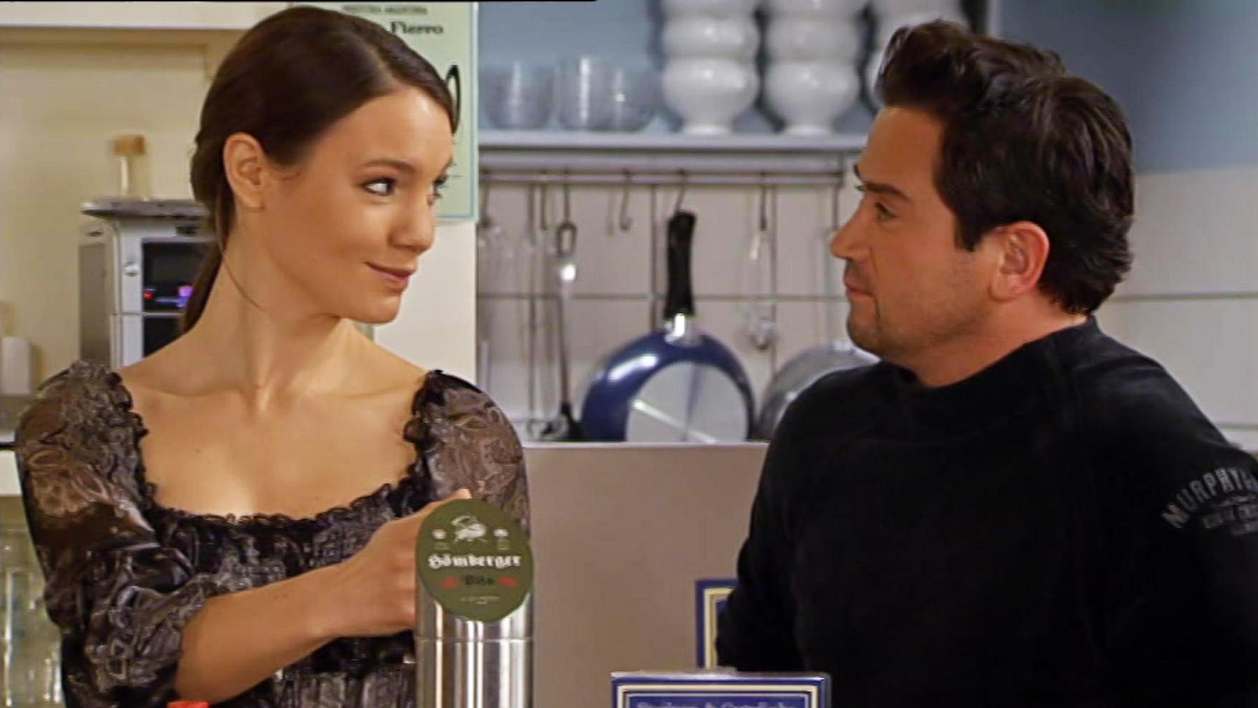 Marian kommt dank Jessica langsam aus seinem Tief