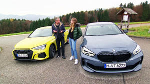 Kompakt-Kracher - Audi S3 vs. BMW M135i xDrive